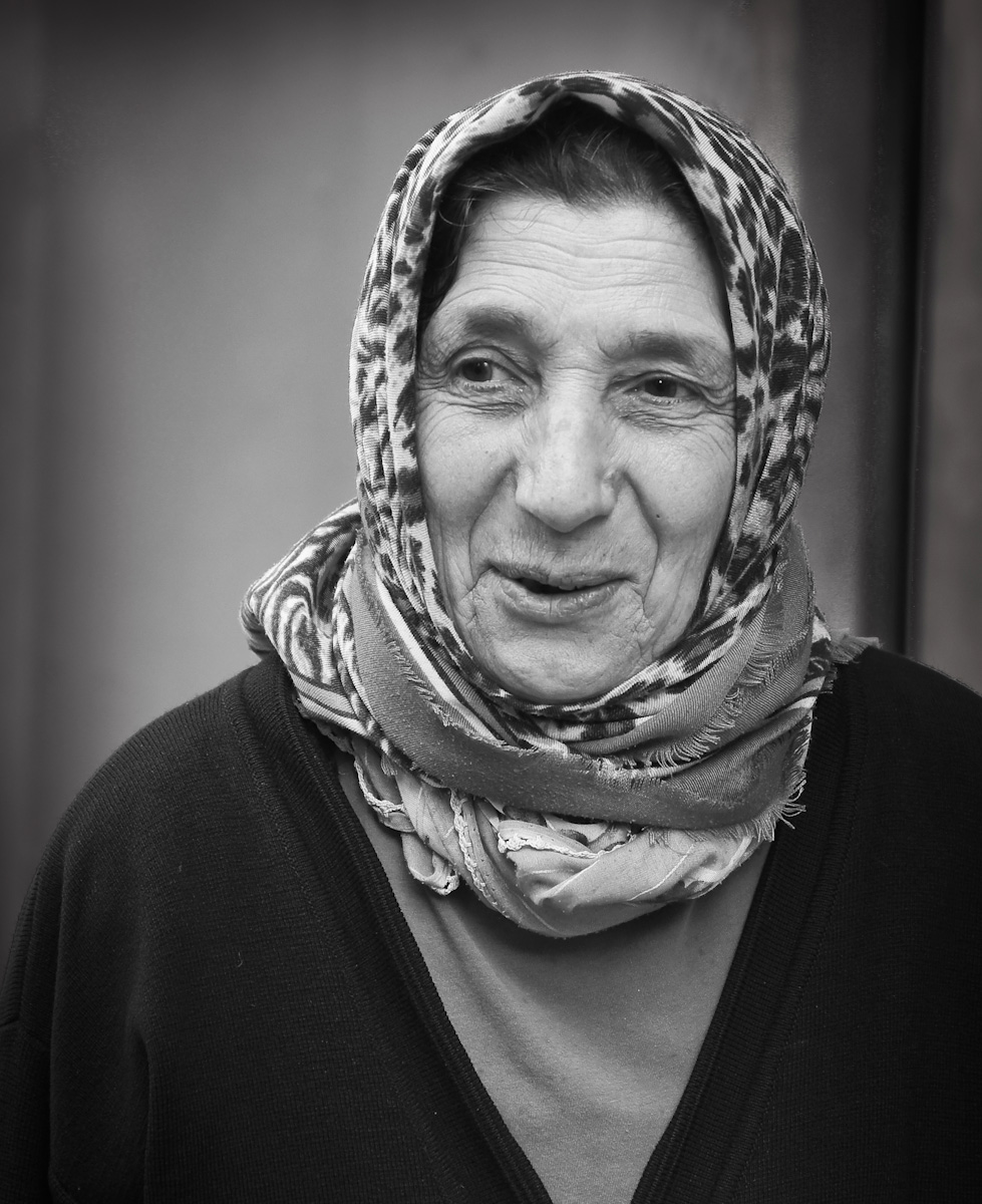 Portriat of a Turkish Woman