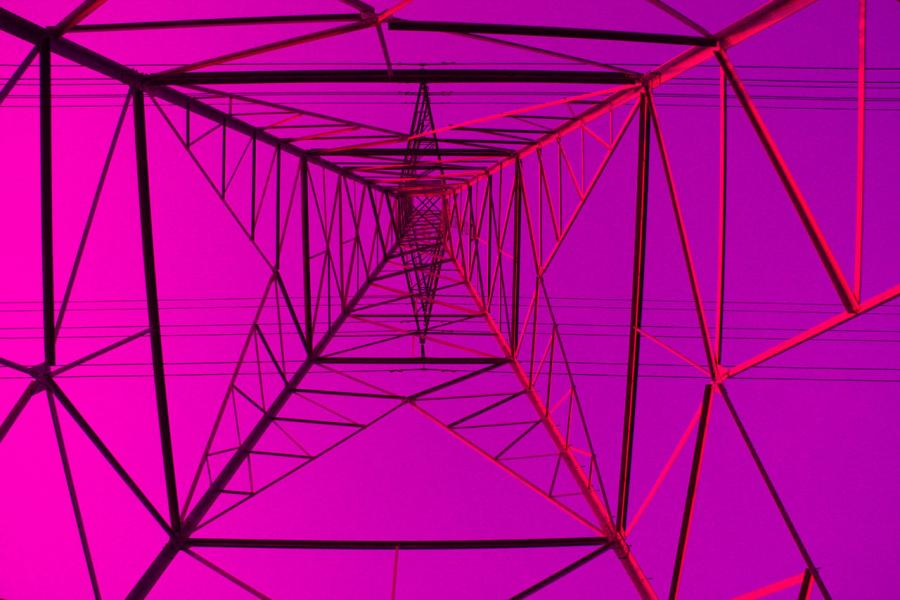 Electrifying Electrical Tower
