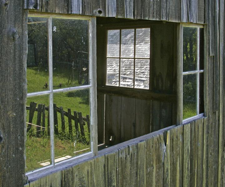 Wilder Ranch Windows, Santa Cruz
