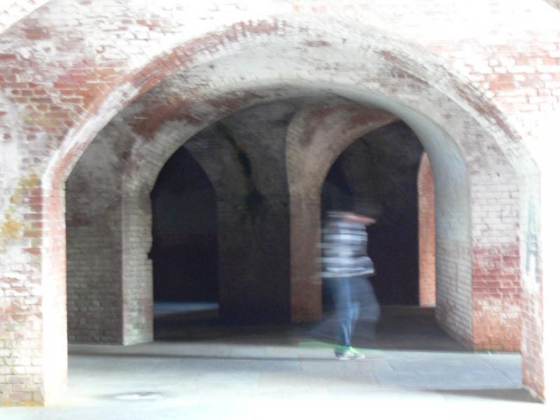 Ghost of Fort Point