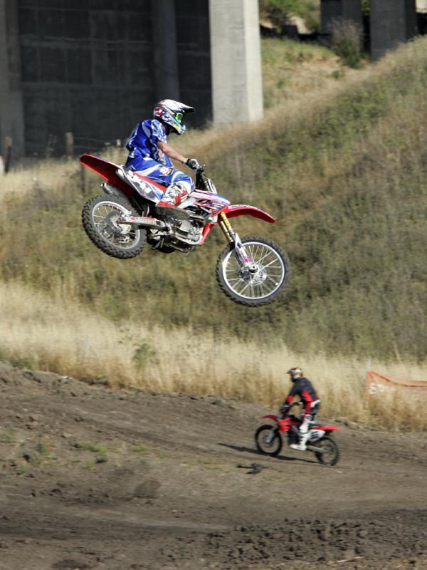 The High Road and The Low Road, Altimont Motocross