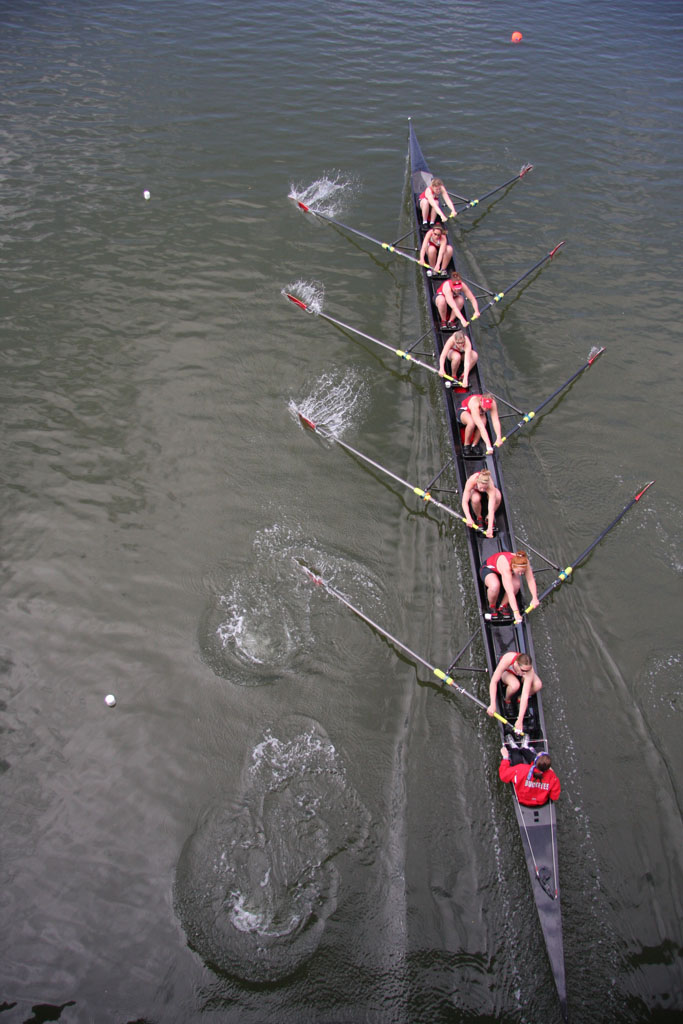 Ohio State Buckeyes Womens 8 at Windemere Classic