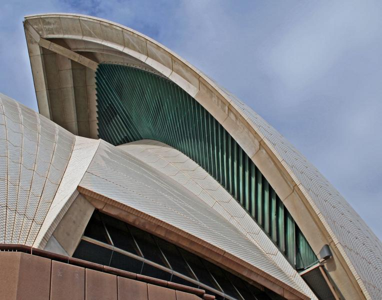 The Roof - Sydney Opera House