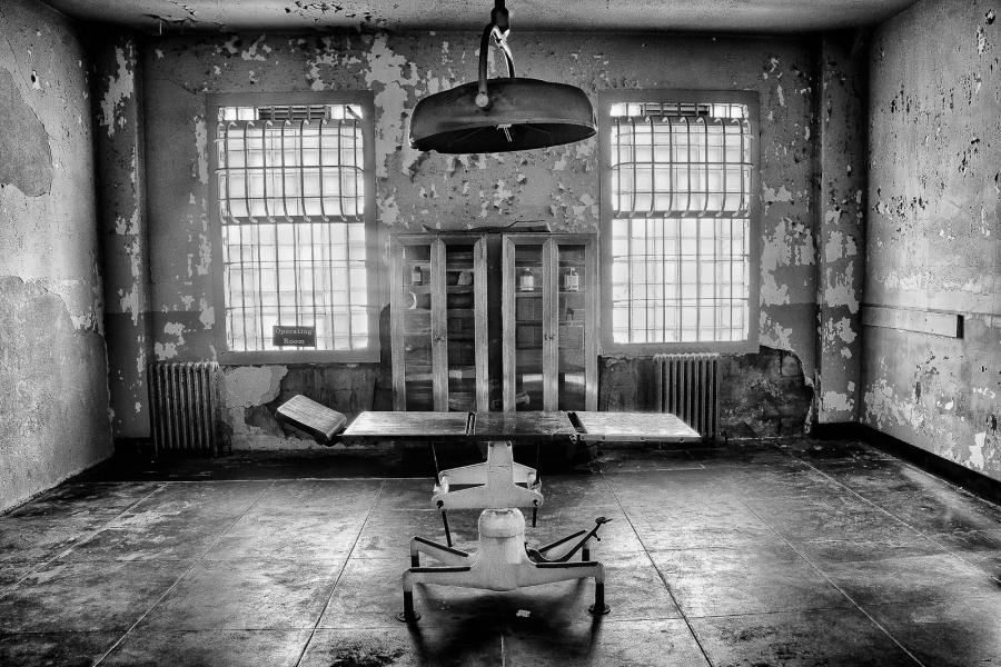 Operating room, Alcatraz
