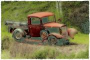 Old Truck, Paso Robles