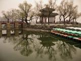 3rd Day of Spring in Summer Palace, Beijing China